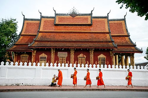 Snapshots of Southeast Asia