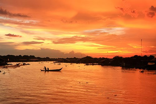 Off the Map: Cambodia