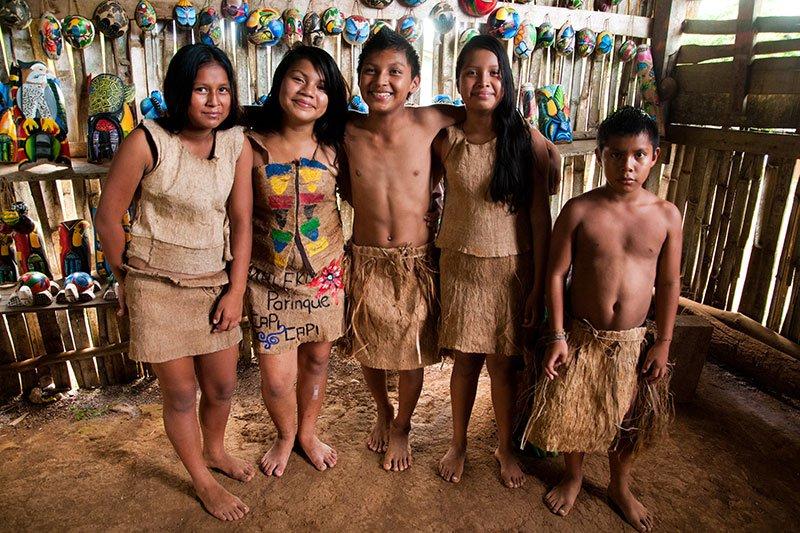 Vanishing Cultures of the Rainforest