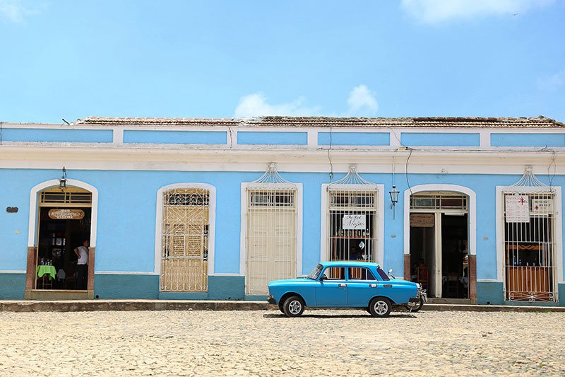 Intro to Photography in Cuba