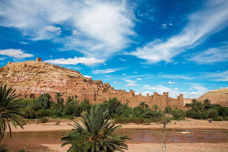 Moroccan Wanderer