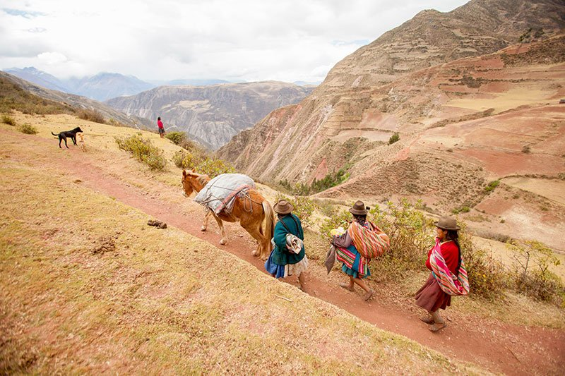 Sacred Valley Service