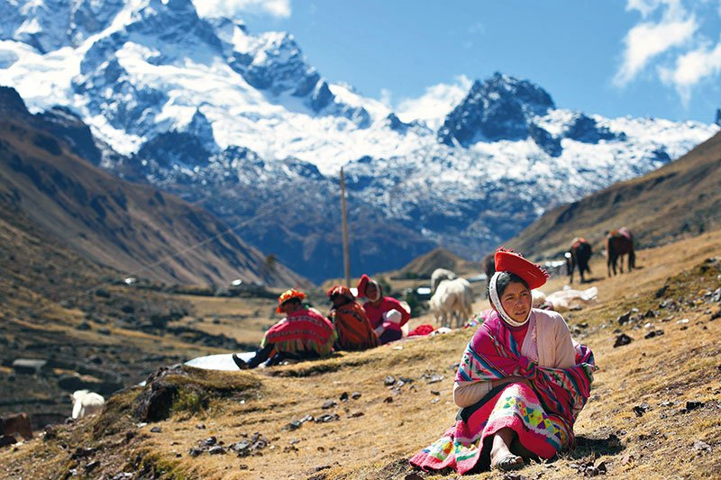 The Andes Women's Education Initiative