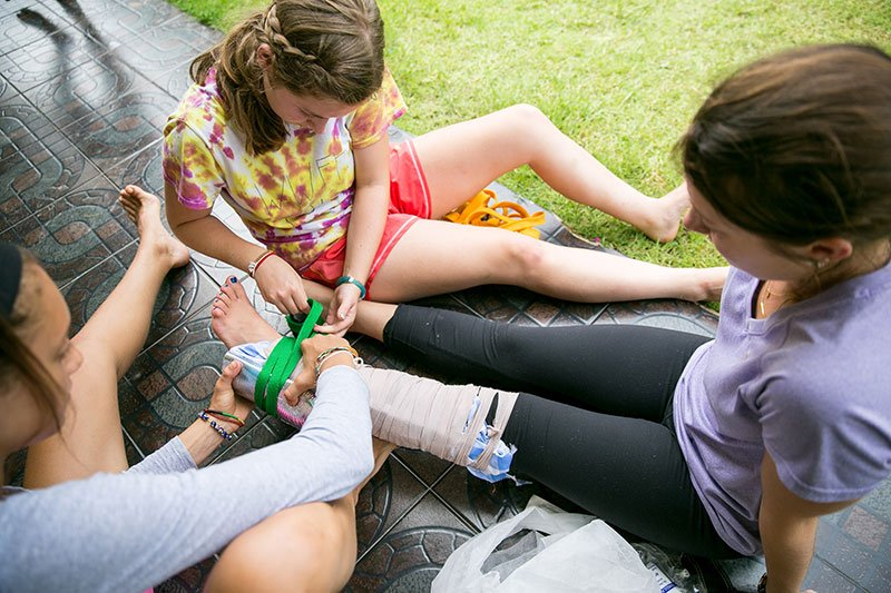 Community Health and Wilderness First Aid